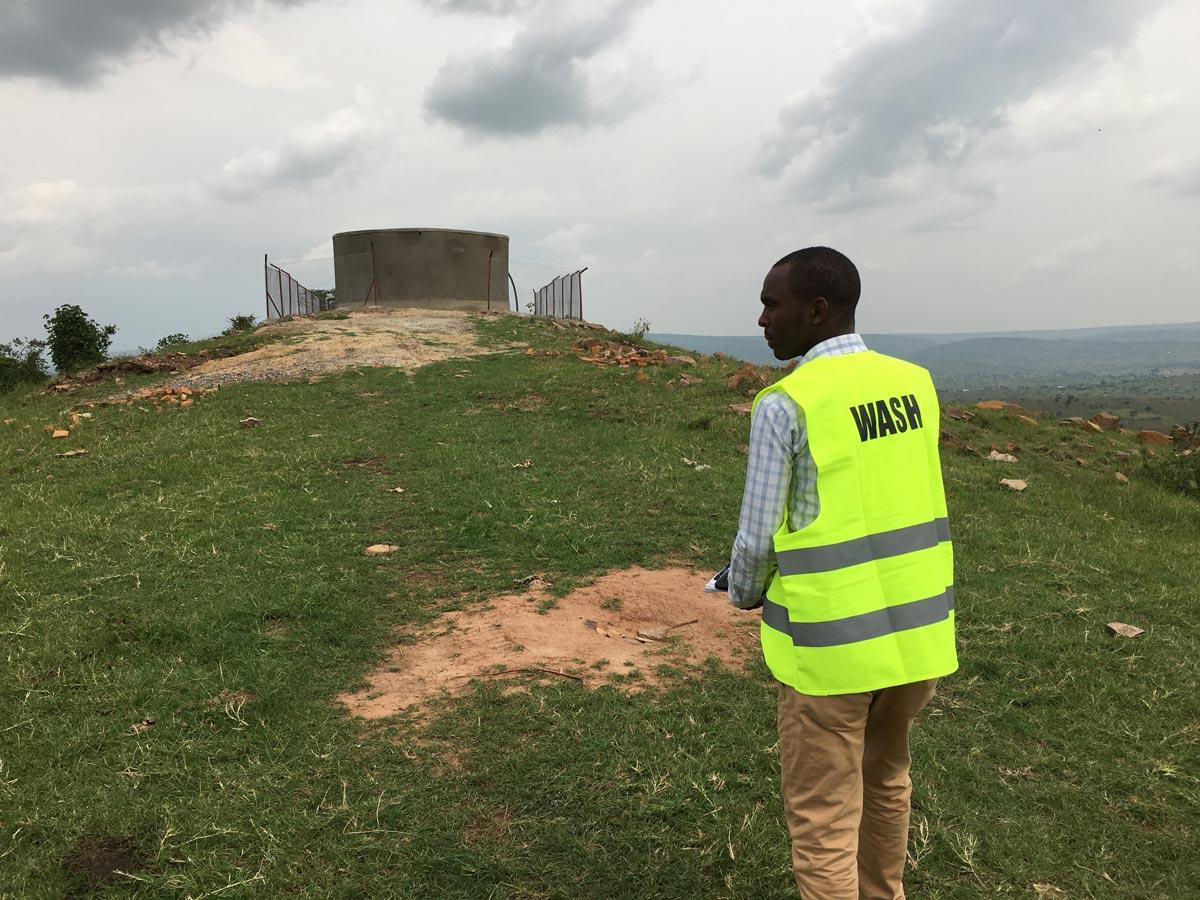 WASH in Uganda