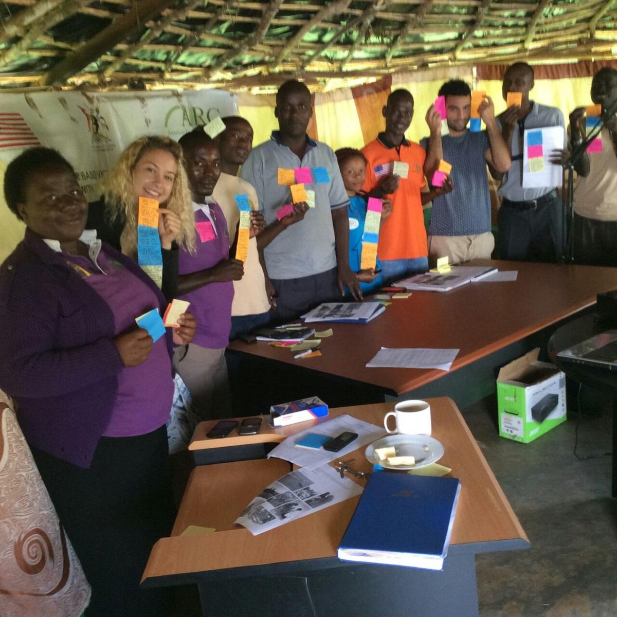 Kyangwali refugee settlement in Uganda