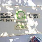 Celebrating Humanitarians