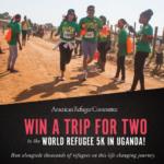 Win A Trip To Uganda